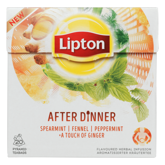 Lipton Herbal Infusion After Dinner 20ST